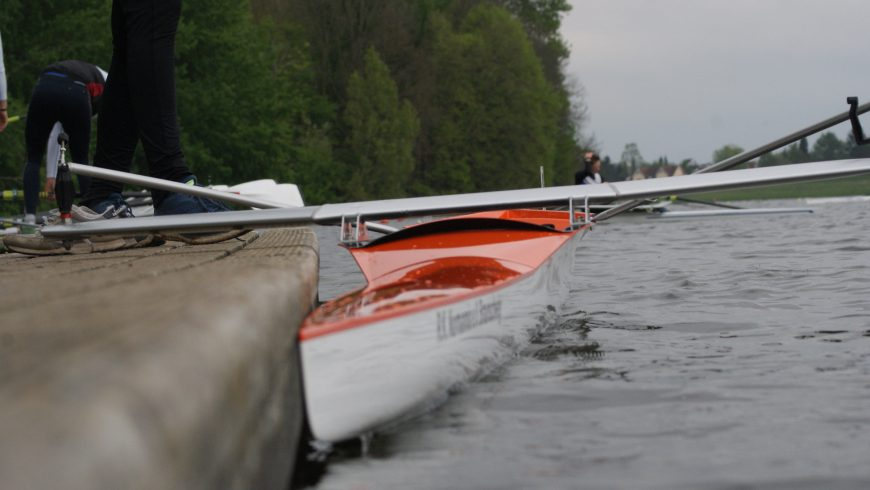 Bilder von der Regatta Bremen