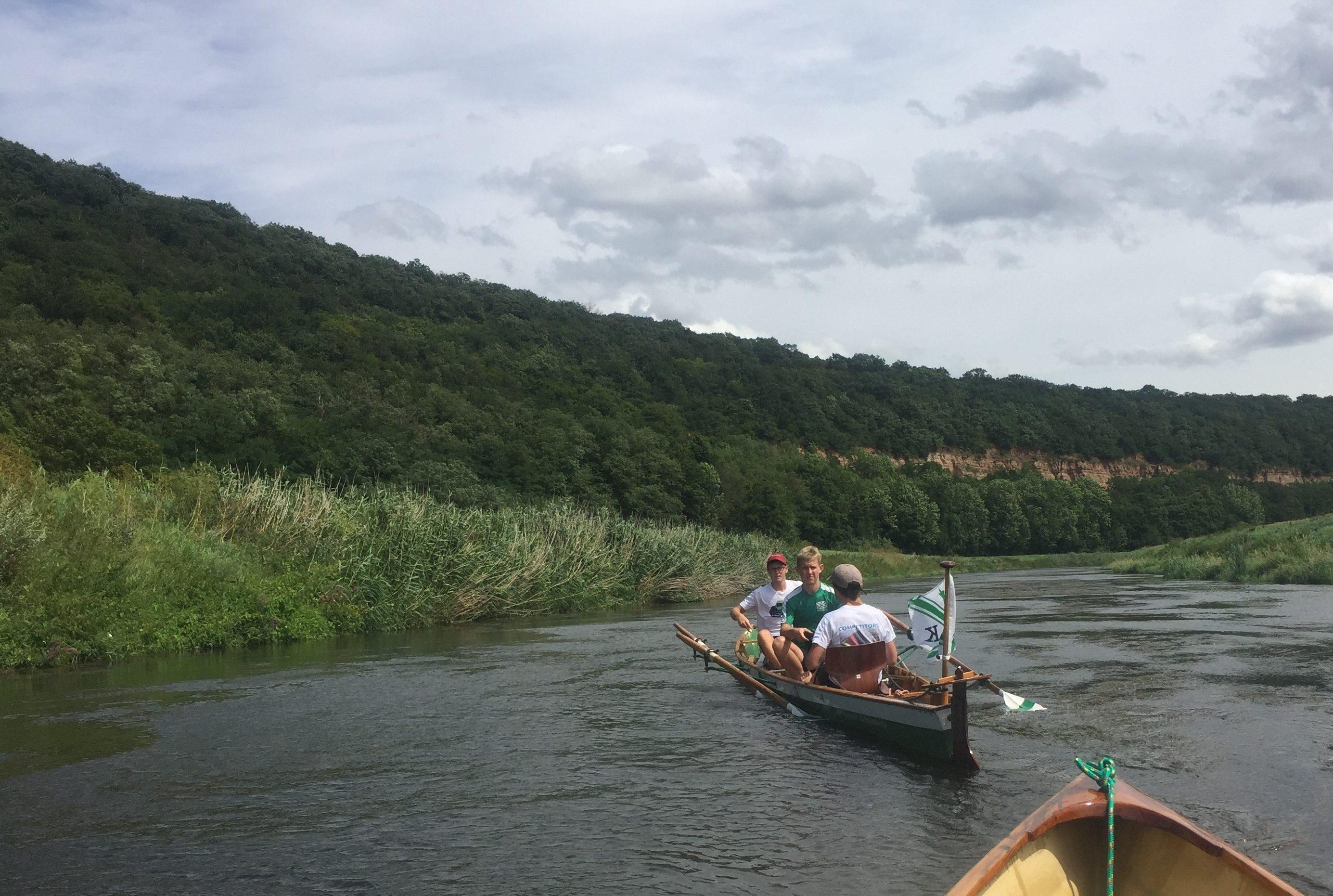 Impressionen von der Jugendwanderfahrt 2017
