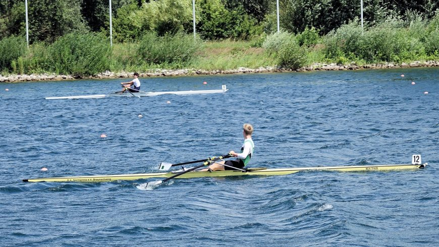Deutsche Jugendmeisterschaften  2018