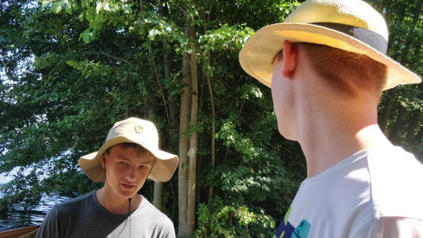 Impressionen von der Jugendwanderfahrt 2018